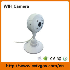 Wireless WiFi Video Mini IP Camera with TF Card pictures & photos
