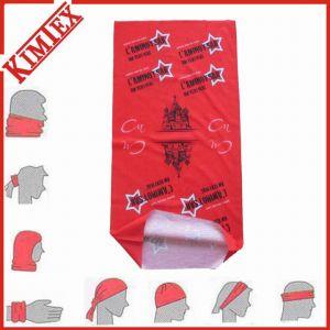 Fashion Polyester Microfiber Unisex Seamless Neck Tube Bandana pictures & photos