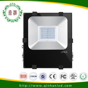 IP65 High Power LED Flood Light in Tunnels (QH-FLXH-50W)) pictures & photos