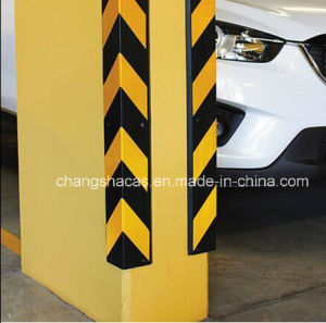 Traffic Road Safety Yellow and Black Safety Wall Guard pictures & photos