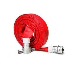 Layflat Fire Hose with Coupling pictures & photos