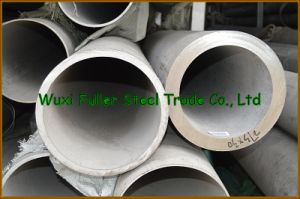 304 Stainless Steel Pipe with Mill Test Certificate pictures & photos