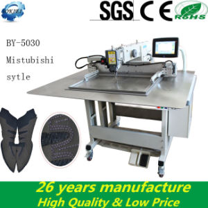 High Speed Electric Computerized Shoes Making Pattern Sewing Machine pictures & photos