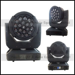 Endless Rotation B-Eye 19X15W LED Moving Head Zoom Light pictures & photos