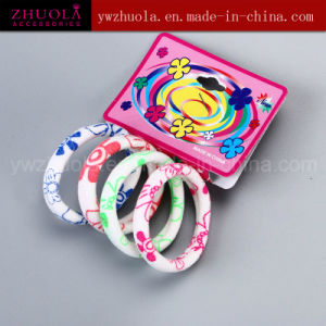 Print Fabric Hair Band for Girls pictures & photos