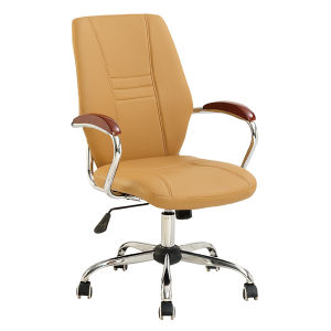 Medium Back PU Executive Manager Computer Office Chair (FS-OP-023-1) pictures & photos