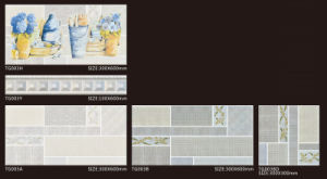Foshan Ceramic Tile with 600*300mm pictures & photos