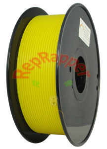 Well Coiled HIPS 3.0mm Yellow 3D Printing Filament pictures & photos