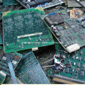 PCR Shredder/Waste Circuit Board Shredder pictures & photos