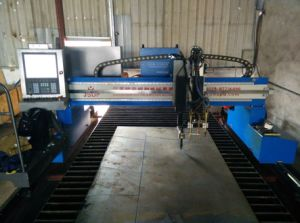 Plasma and Flame Cutting Machine (3X12)