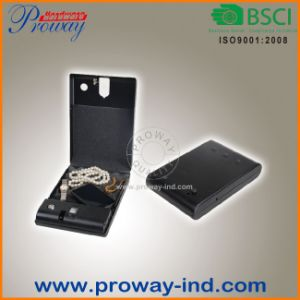 GS-25dp Portable Fingerprint Car Safe pictures & photos