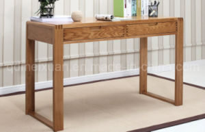 Modern Oak Wood Study Room Furniture Office Desk (M-X2482) pictures & photos