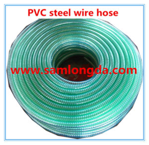 PVC Steel Wire Hose with Good Qulaity (PT1532) pictures & photos
