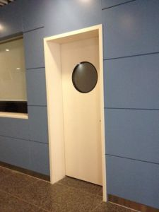 Pharmaceutical Hospital Manual Swing Room Door