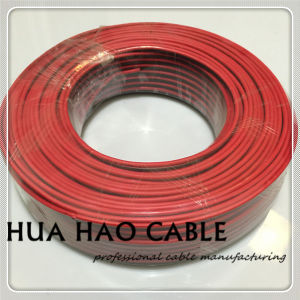 Copper/CCA Conductor Red and Black Speaker Cable pictures & photos