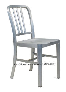 Morden Replica Emeco Dining Restaurant Coffee Leisure Aluminum Navy Chair pictures & photos