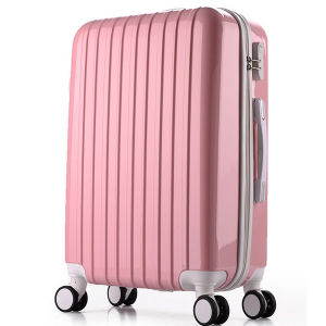 Trendy PC Hard Shell Trolley Luggage Suitcase pictures & photos
