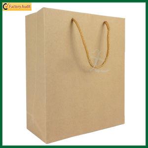Promotion Packaging Gift Bag Kraft Paper Bag (TP-PRB007) pictures & photos