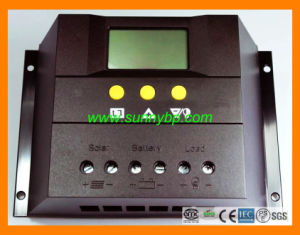 24V/48V PWM 30A 40A 50A Solar Home Charge Controller pictures & photos