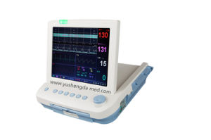 High Sensitivity Medical Equipment Fetal Heart Rate Patient Monitor pictures & photos