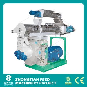 Automatic Wood Sawdust Pellet Making Machine pictures & photos