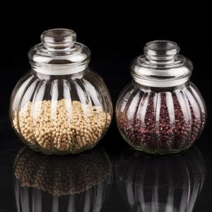 Pumpkin Grains Cans Sealed Glass Pickles Jar Kitchen Glass Food Storage Jar pictures & photos