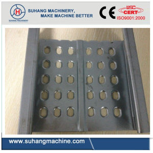 Feeding Width 100-600mm Cable Tray Roll Forming Machine pictures & photos