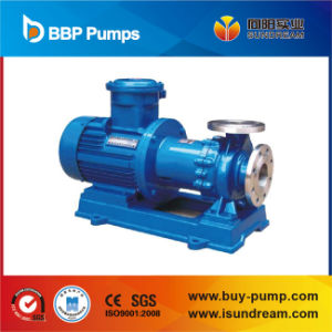 Stainless Steel No Leakage Magnetic Drive Pump pictures & photos