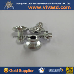 Customized Precision CNC Machining Aluminum Barbs pictures & photos