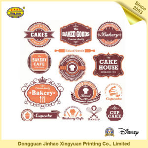 Custom Printed Decoration Bottle Sticker Labels pictures & photos