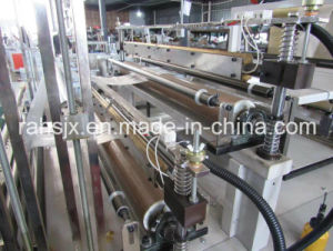 Automatic 4 Lane Plastic Shopping Bag Cold Cutting Machine pictures & photos