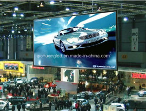 High Definition P4 Indoor Advertising LED Display Screen pictures & photos
