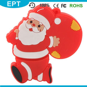 Merry Christmas Father USB Pendrive for Gift (EP078) pictures & photos