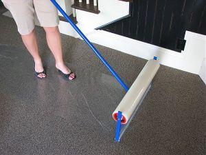 PE Protective Films for Car Carpet (QD-904) pictures & photos