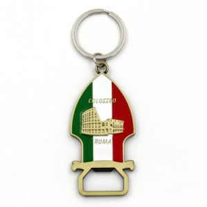 Hot Sale Customized Promotion Woven Keychain Car Logo Craft Supply pictures & photos