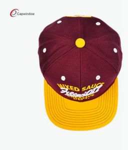 2016 New fashion Custom Design Snapback Hat pictures & photos