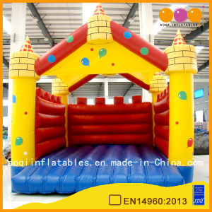 Commercial Inflatable Bouncy Castle with Certificate for Sale (AQ516) pictures & photos