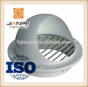 Aluminum Alloy Air Vent with Shuttered Blade and Anti-Insect Net pictures & photos