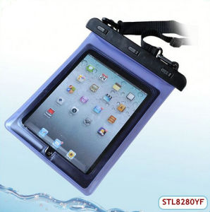 China Waterproof PVC Pouch for Tablet