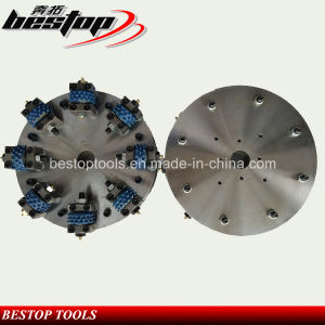 D300mm Bush Hammer Roller Plate for European Market pictures & photos