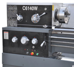 Good Priec Harden Rail Metal Precision Lathe Machine C6140W pictures & photos