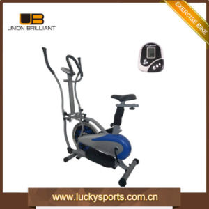 India Hot Sale Fitness Exercise Home Indoor Elliptical Orbitrek Bike pictures & photos