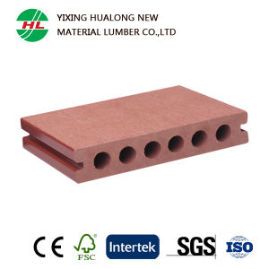 High Quality Waterproof Wood Plastic Composite Deck (M42) pictures & photos