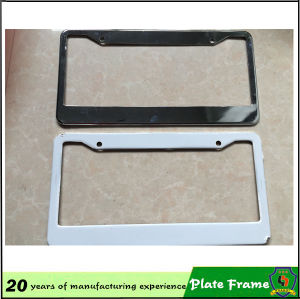 Zinc Alloy License Plate Frame pictures & photos
