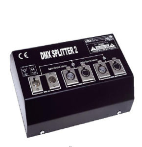 DMX Splitter 2 for Signal Amplifier