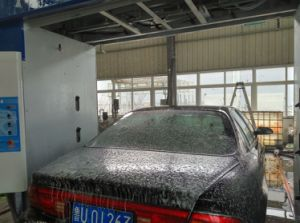 Automatic Rollover Car Washing System pictures & photos