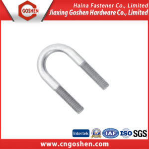 DIN3570 Hot DIP Galvanizing Round U Type Bolts pictures & photos