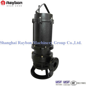 High Efficiency Non-Clogging Submersible Sewage Centrifugal Pump