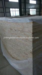 18mm Natural Veneer Red Oak Veneer Blockboard pictures & photos