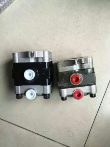 PC56-7, PC55 Excavator Hydraulic Gear Pump pictures & photos